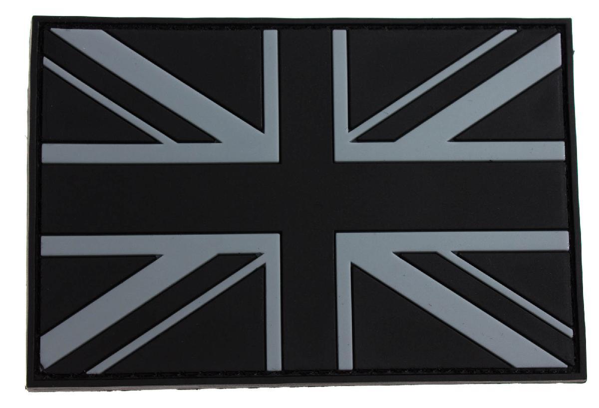 Patch 3d pvc drapeau anglais dans rayon titre - Malle drapeau anglais ...