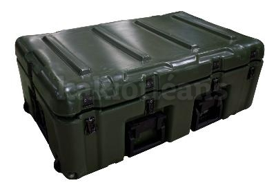 Caisse plastique militaire
