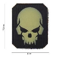 Patch 3D PIRATE SKULL